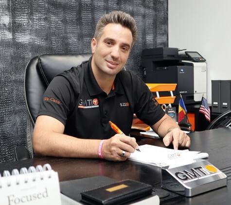 Emil Bejgu - CEO & President